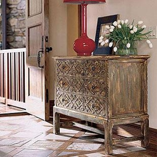 Nice Casual Classics Filigree Chest With Three Drawers By Century   Baeru0027s  Furniture   Occasional Cabinet Miami