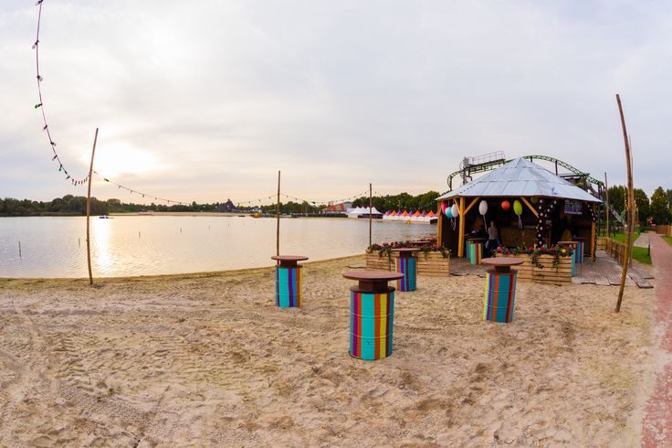 Festyland 2014 - Production / Furniture
