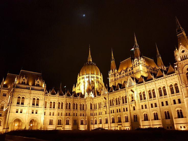 Budapest Parlament 2017
