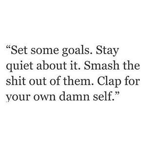 if you want it then work for it , as simple as that