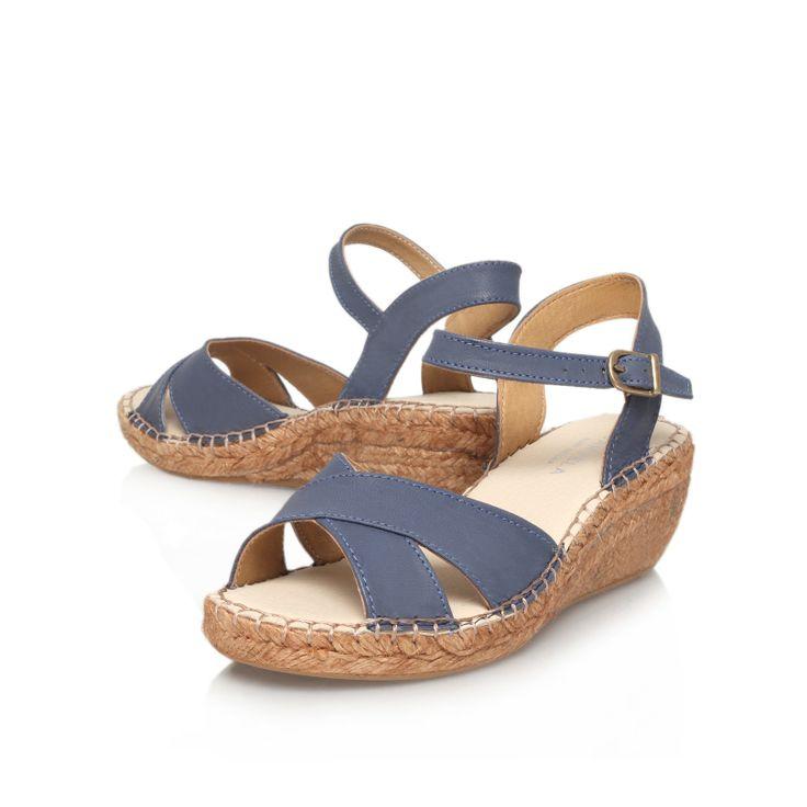 kandy, navy bag by carvela kurt geiger - women shoes
