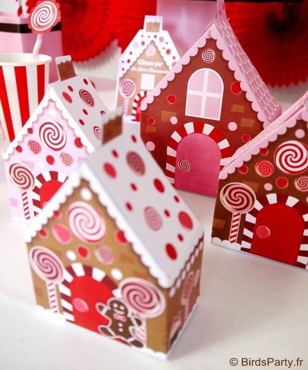 Ma Sweet Table de Noël pour le Salon Créations et Savoir Faire 2014                                                                                                                                                                                 Plus