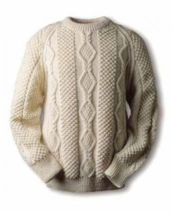 Схема вязания исландский свитер детский колокольчик