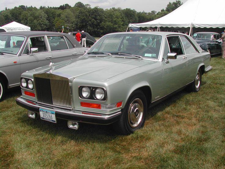 Rolls Royce Camargue Coupe 2 puertas de 1982. Motor V8 de 6750 cc. Fotografia by Jagvar en Darien, Connecticut, USA.