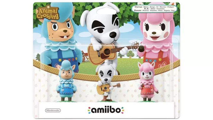 Act fast: Animal Crossing, Mewtwo amiibo now up for pre-order ...