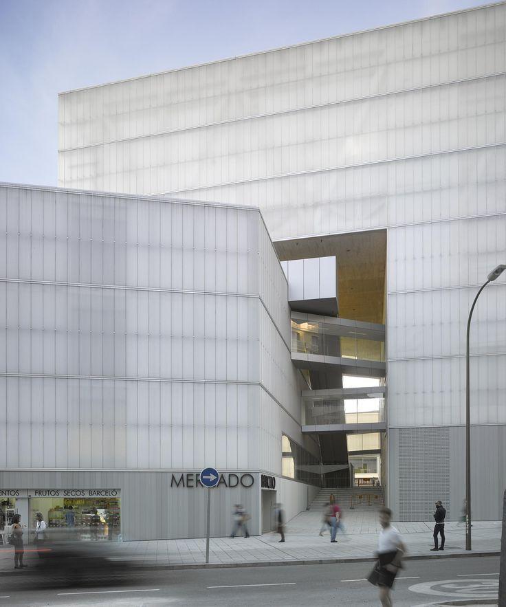 Nieto Sobejano || Barceló Centre (Madrid, España)