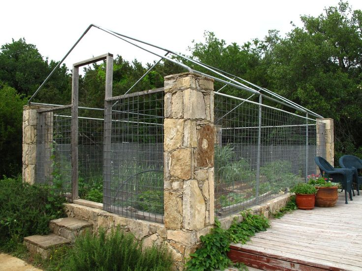 17 best images about vegetable garden enclosures on for Enclosed vegetable garden designs