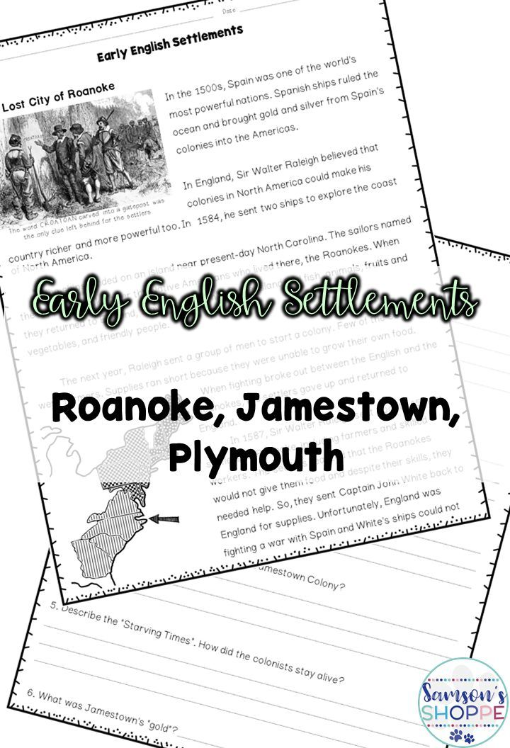 the history and composition of the english colonies England's intention had always been for the colonies to make them rich the plan  worked, but it became more difficult for england to make sure.