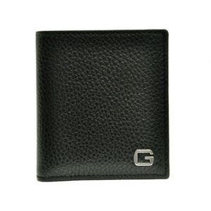 Gucci Black Leather Wallet for Men