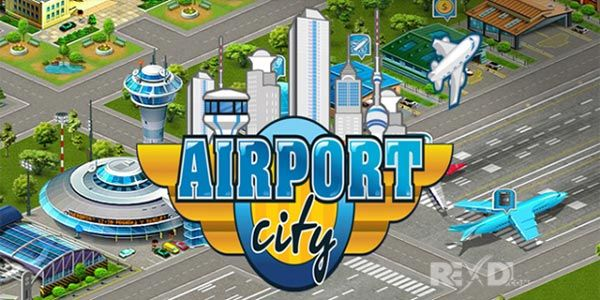 Airport City Hack Cheats Unlimited Coins Mod Apk   Airport