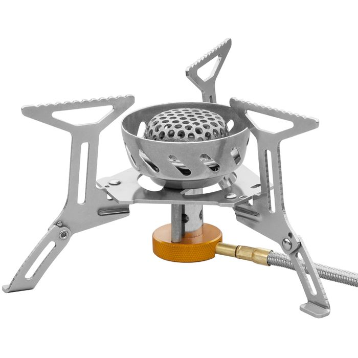 Fire Maple Spark   Wind-Resistant Stove   The Campfire Lab
