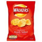 2 packets of ready salted crisps  - included in my Kingstone Press hamper (June 2014)
