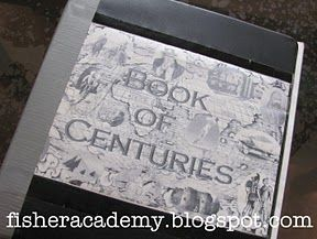 Book of Centuries information for Ambleside Online (specifically year 1 and 2)