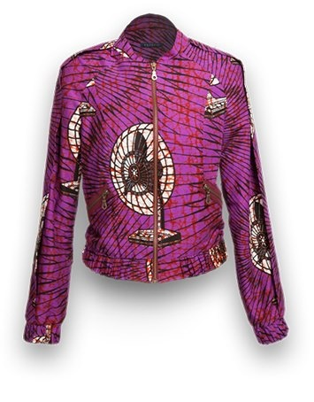 Download the Vlisco bomberjacket pattern right now!  http://style.vlisco.com/download-pattern