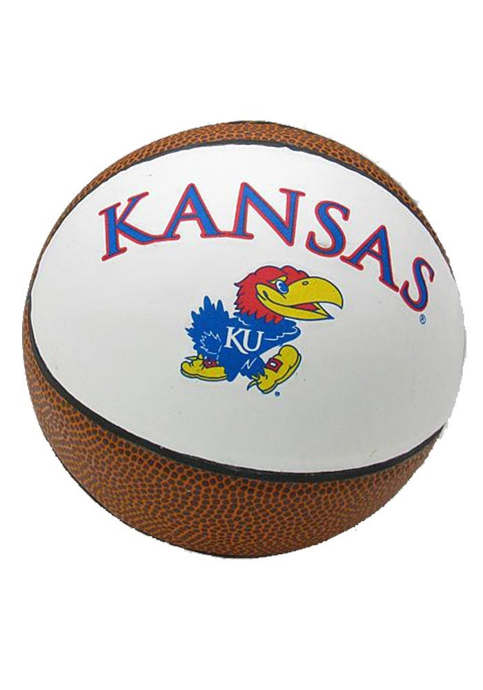 Kansas Jayhawks (KU Jayhawks) Mini Autograph Basketball (Auto ball) http://www.rallyhouse.com/shop/kansas-jayhawks-kansas-jayhawks-mini-autograph-basketball-250838 $16.99