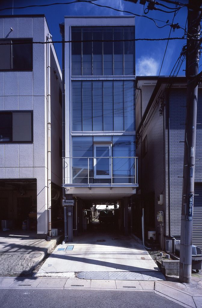 34 best images about yasuhiro yamashita on pinterest for Small japanese house design in tokyo by architect yasuhiro yamashita