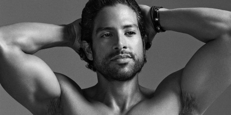 Magic Mike's Adam Rodriguez gets naked for a Cosmo centrefold - CosmopolitanUK