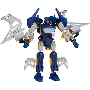 Transformers Construct-A-Bots Elite Class Soundwave Buildable Action Figure