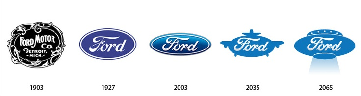 What The World's Most Famous Logos Might Look Like In 50 Years