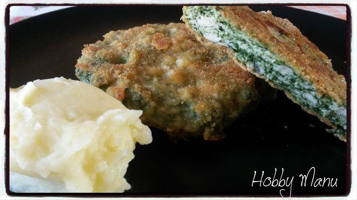 Spinacine Homemade fatte con pollo e spinaci freschi, piaceranno sicuramente a grandi e bambini.