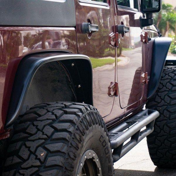 Jeep Wrangler Jk 2 4 Doors Unlimited 2007 2018 Front Rear 4
