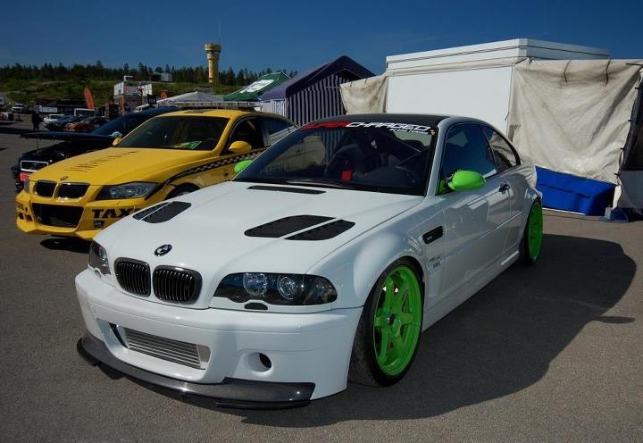 E46 M3 SUPERCHARGED
