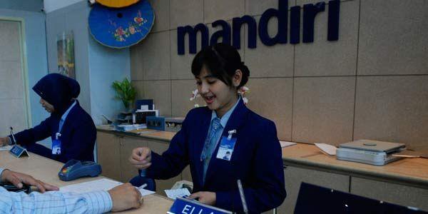 6. PT Bank Mandiri Tbk (BMRI)