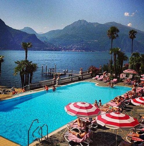 Grand Hotel Villa Serbelloni, Lake Como, Italy