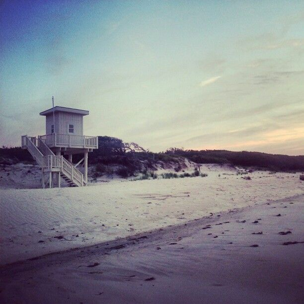Watch station Chics Beach Virginia