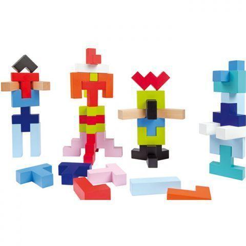 Pixel blocks by Janod Kubix