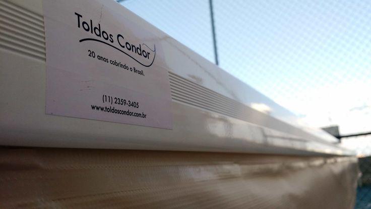 Nós da Toldos Condor separamos neste post algumas de nossas melhores obras de toldos e coberturas, confira nossa lista abaixo!
