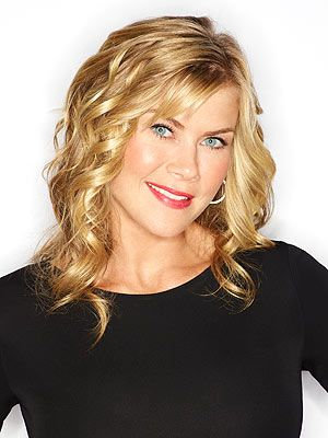 Biggest Loser: Alison Sweeney Blogs About Fresh (Not Fast) Food - The Biggest Loser, Alison Sweeney : People.com