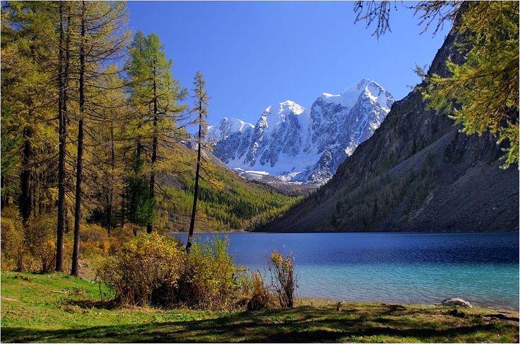 Озеро Шавло, Алтай
