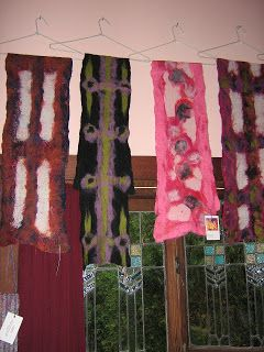 Sheep Rustling: Wendy Hicks, Textile Artist