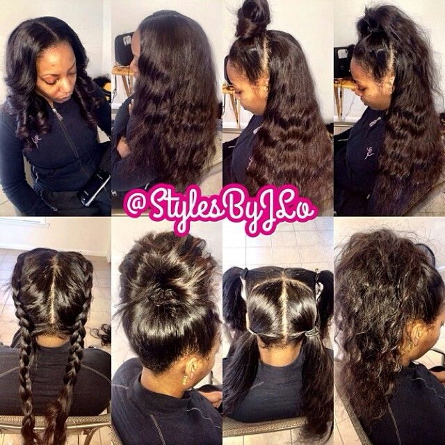 Crochet Hair Vs Sew In : vixen sew in is the ne vixen crochet braids are the new crochet ...