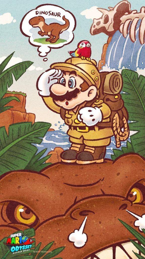 Gallery:Super Mario Odyssey Super Mario Wiki the Mario