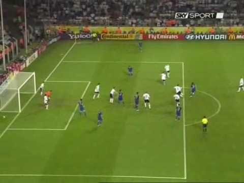 Il Cammino Dell'italia Al Mondiale Di Germania 2006 - YouTube
