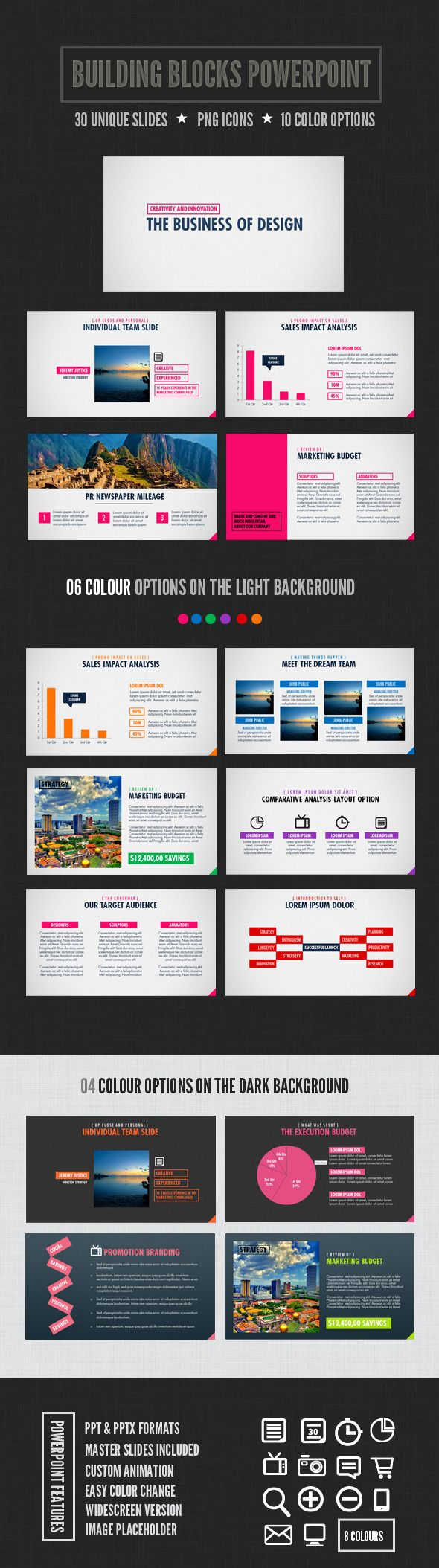 870 besten PowerPoint Presentation Templates | Presentation ...