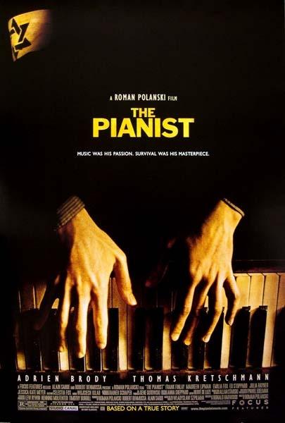 戦場のピアニスト THE PIANIST