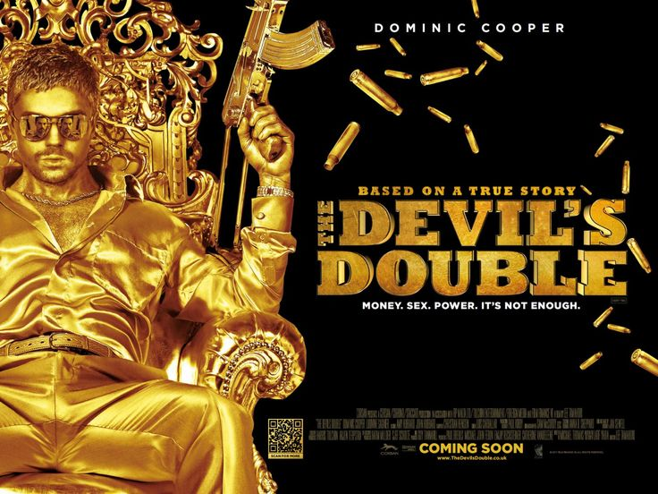 The Devil's Double: Extra Large Movie Poster Image - Internet Movie Poster Awards Gallery