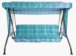 Balancín Jartín Latina Patio Azul #mobiliariojardin #balancin