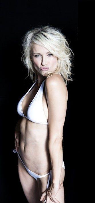 Josie Bissett bikini | Josie Bissett | Pinterest