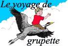 Grue cendrée : le jeu: le voyage de Grupette (Clara, Kruki)