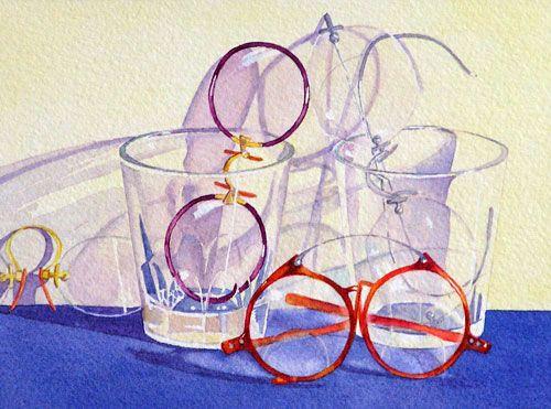 Janice Sayles - Glasses