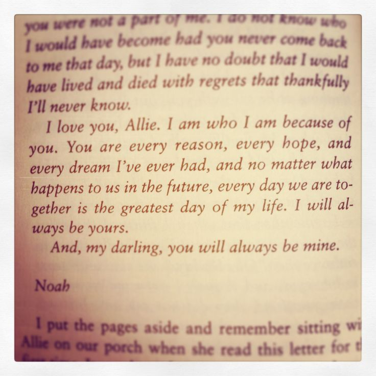 Quotes From A Walk To Remember Book With Page Numbers: The Notebook Nicholas Sparks Quotes. QuotesGram