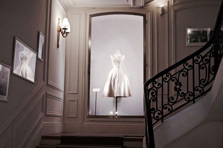 Dentro de Dior Atelier Design House, París- 30 Avenue Montaigne |  solosofia