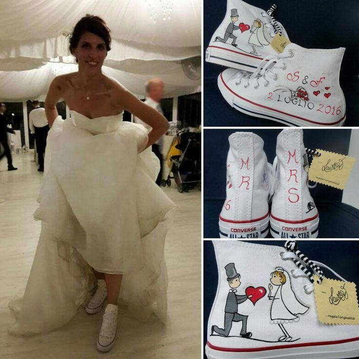 Mrs Susanna... sposa personalizzata!