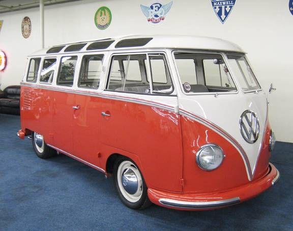 1959 Volkswagen Microbus 23-Window from Hemmings.com