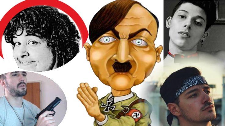 Ο Χίτλερ μαθαίνει για τους Youtubers που Κράζονται! ~ Akiss