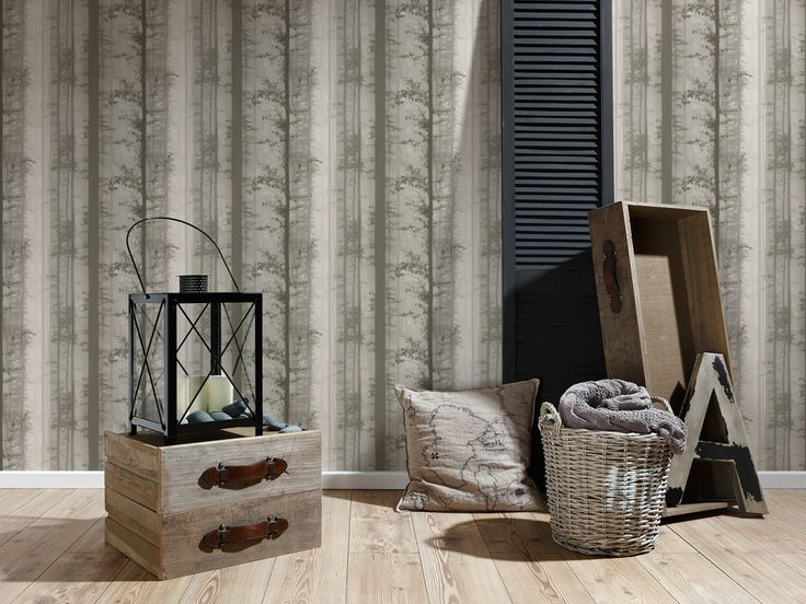 1000+ ideer om Tapeten Wohnzimmer på Pinterest Raumgestaltung - wohnzimmer braun modern